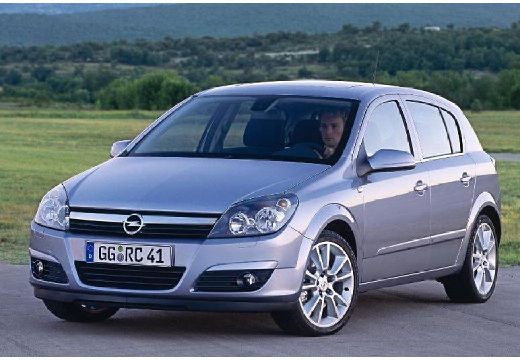 Opel Astra 1.3 CDTI photo 08