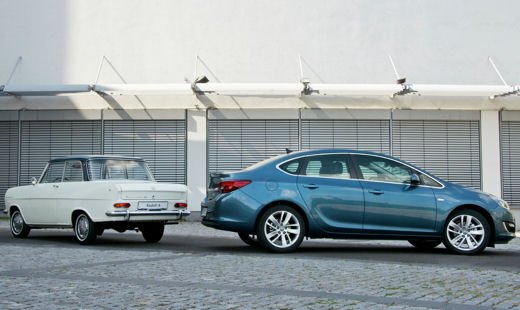 Opel Astra Berlina photo 17