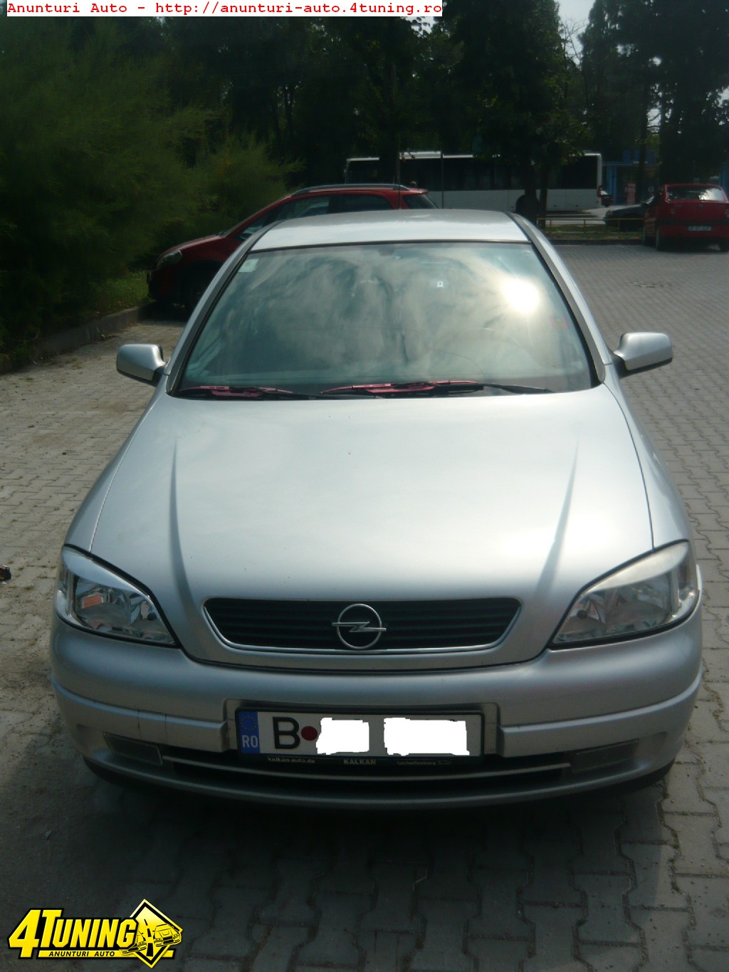 Opel Astra Berlina photo 18