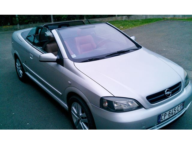 Opel Astra Cabrio 2.2 DTI photo 14