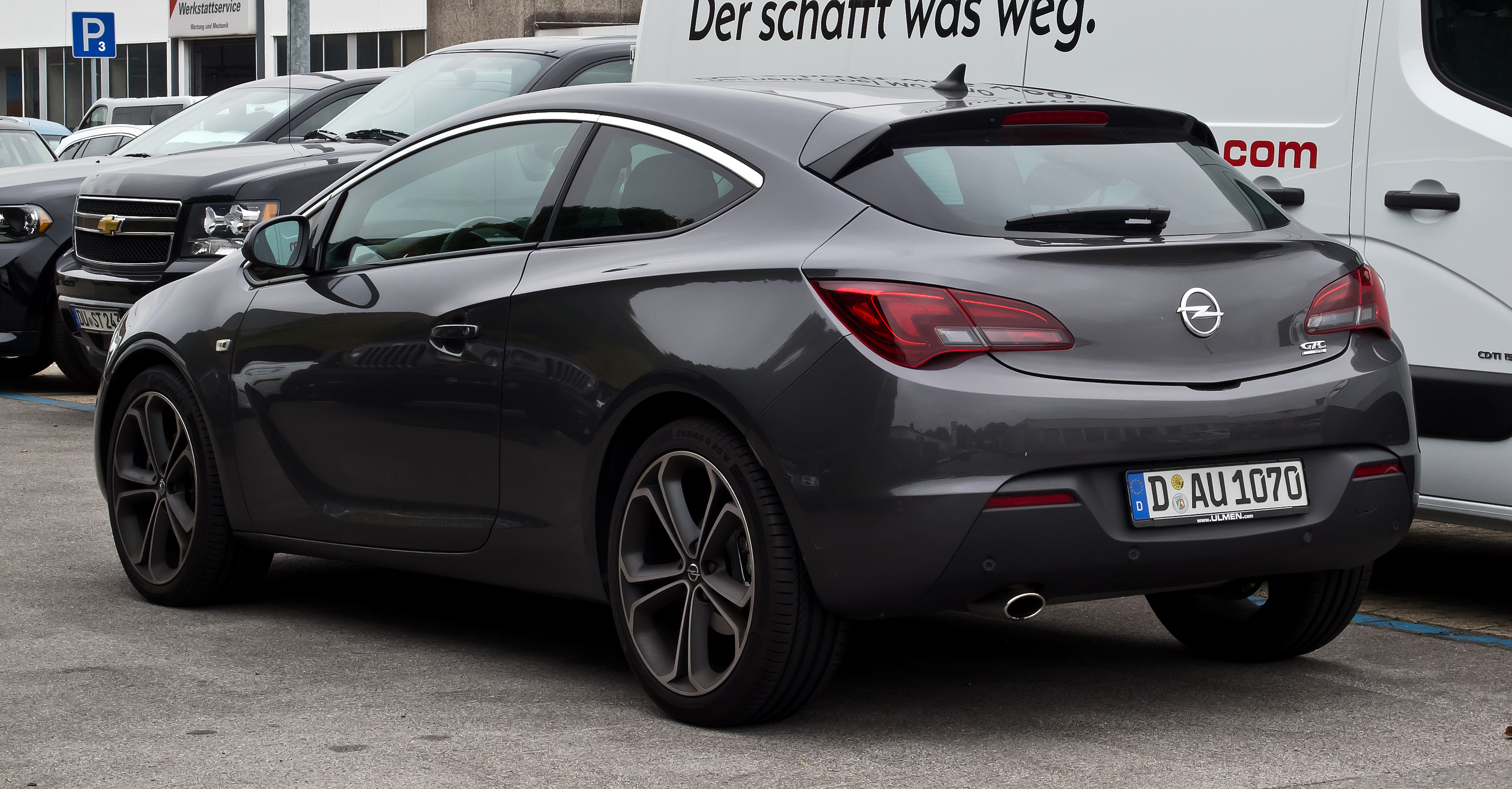 opel astra gtc technical details history photos on better parts ltd. Black Bedroom Furniture Sets. Home Design Ideas
