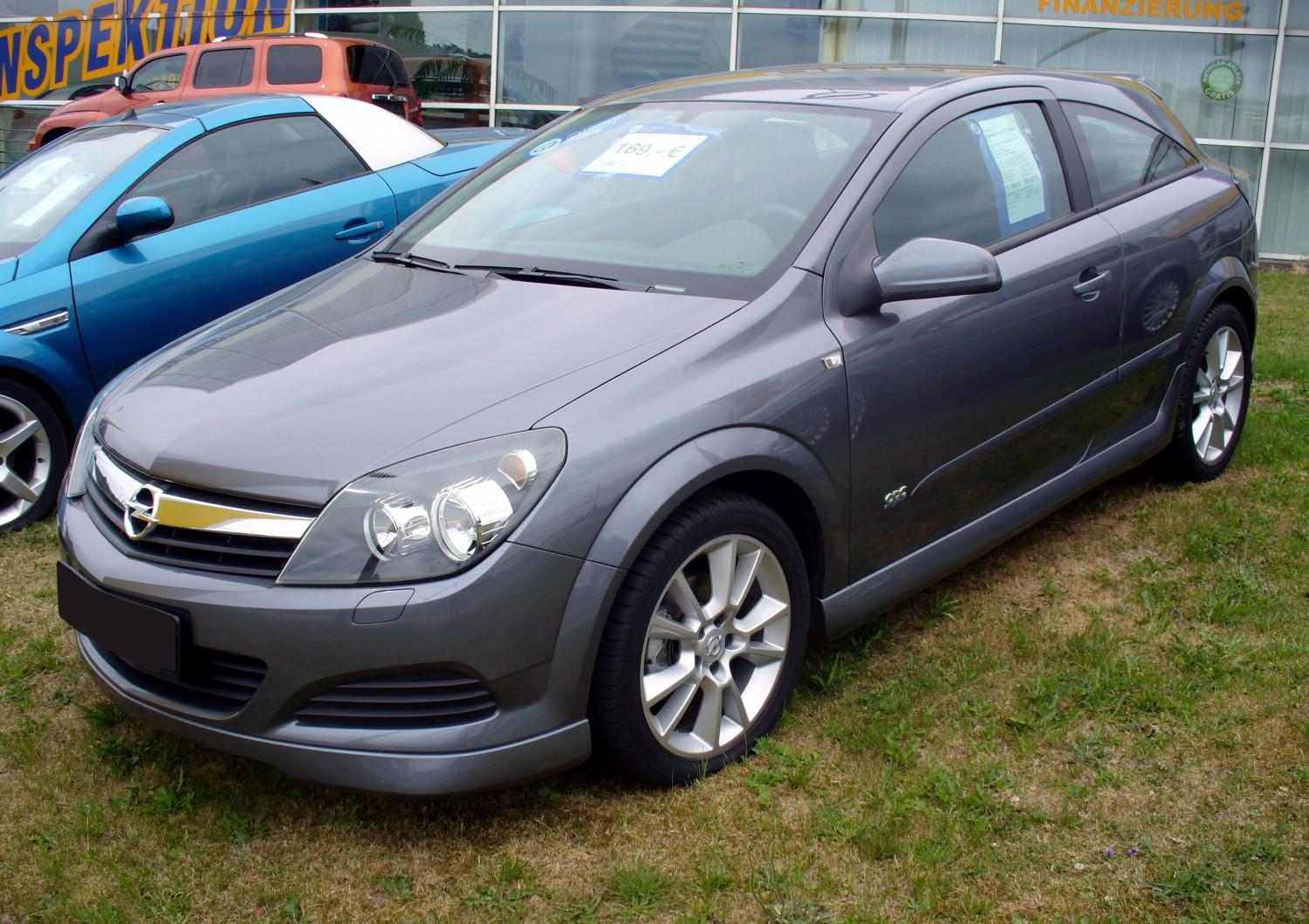opel astra gtc opc photos 3 on better parts ltd. Black Bedroom Furniture Sets. Home Design Ideas