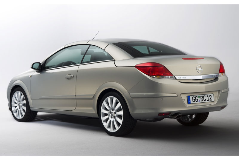 Opel Astra Twin Top image #7
