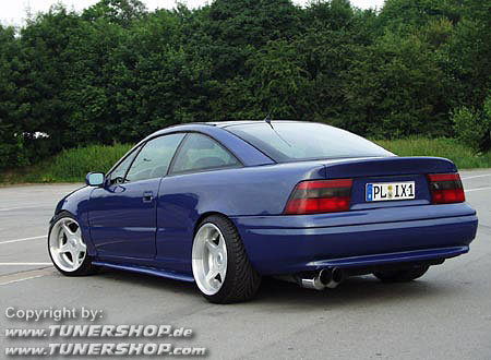 Opel Calibra photo 06