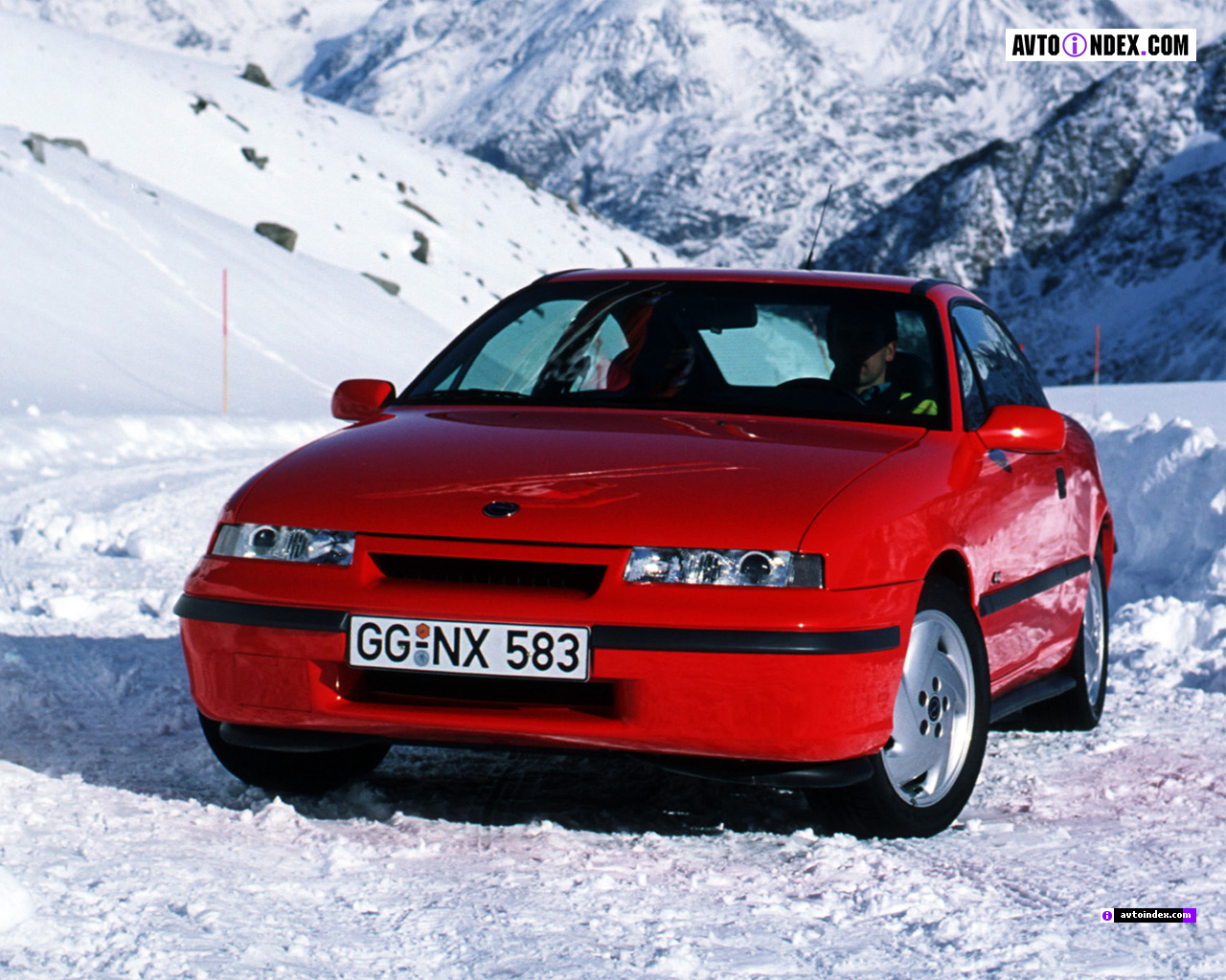 Opel Calibra photo 12