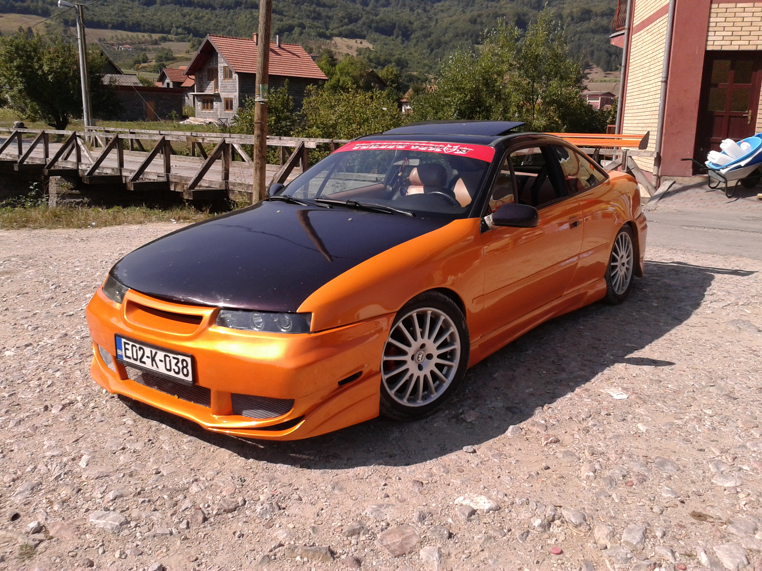 Opel Calibra photo 16