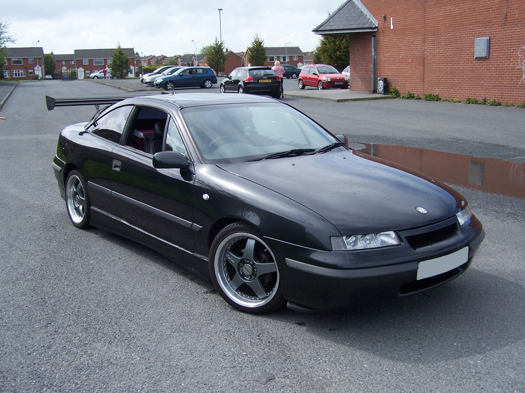Opel Calibra photo 17