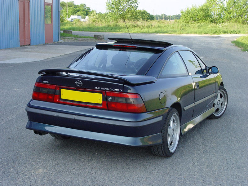 Opel Calibra Cabrio photo 14