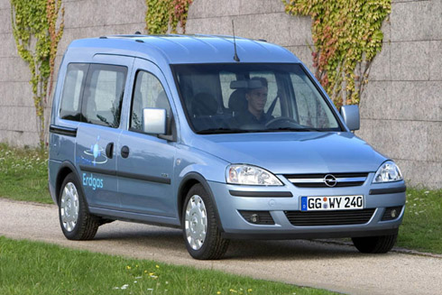 Opel Combo 1.6 CNG photo 04
