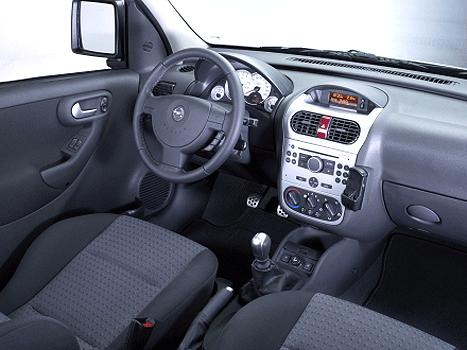 Opel Combo 1.6 CNG photo 12