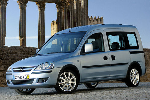 Opel Combo 1.6 CNG photo 14