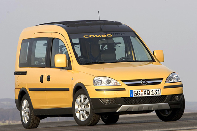 Opel Combo Tramp image #6