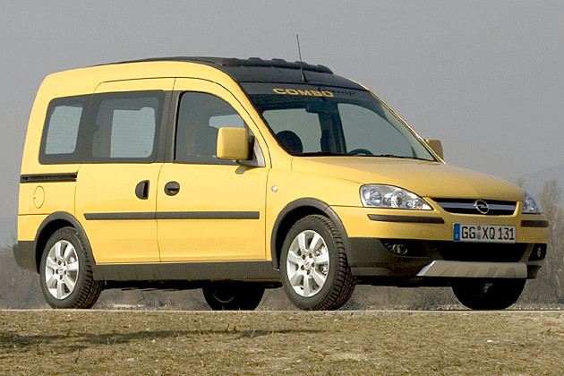 Opel Combo Tramp image #12