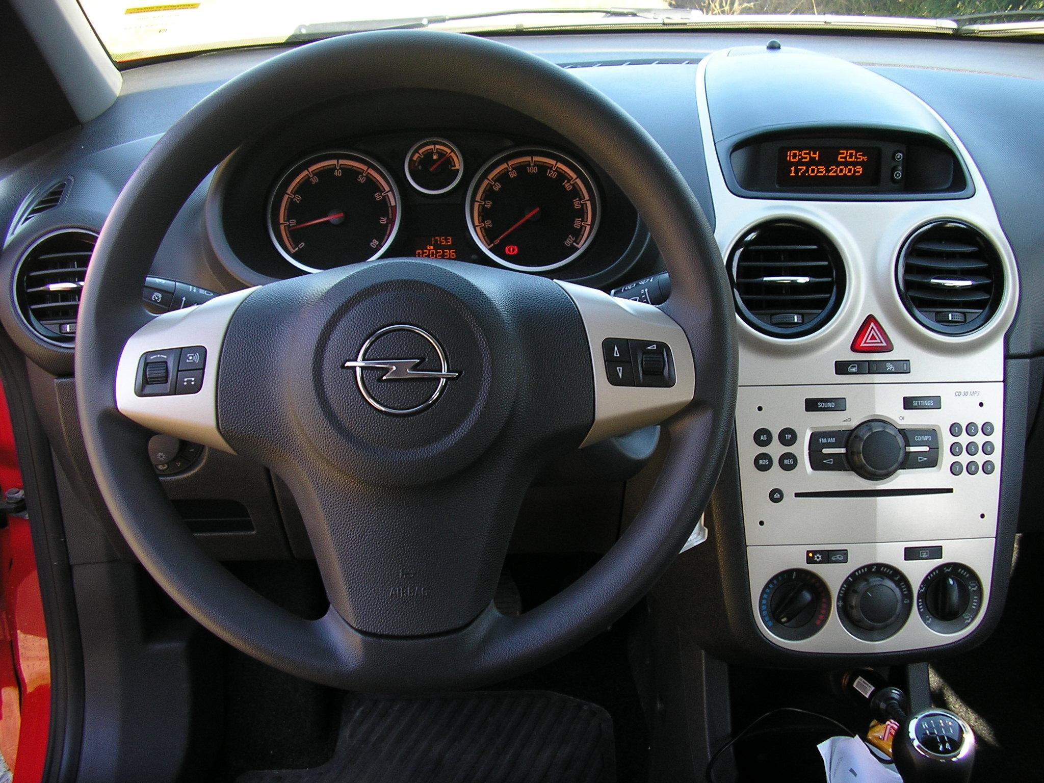 Awesome Interieur Opel Corsa D Photos - Ideeën Voor Thuis ...