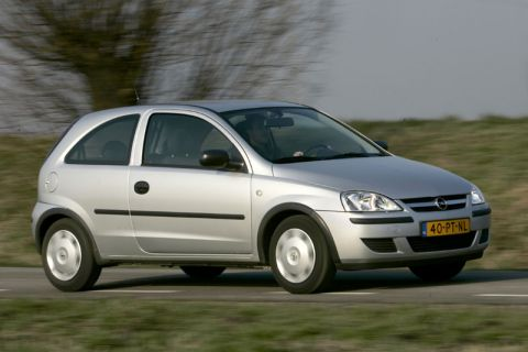 Opel Corsa 1.0 photo 01
