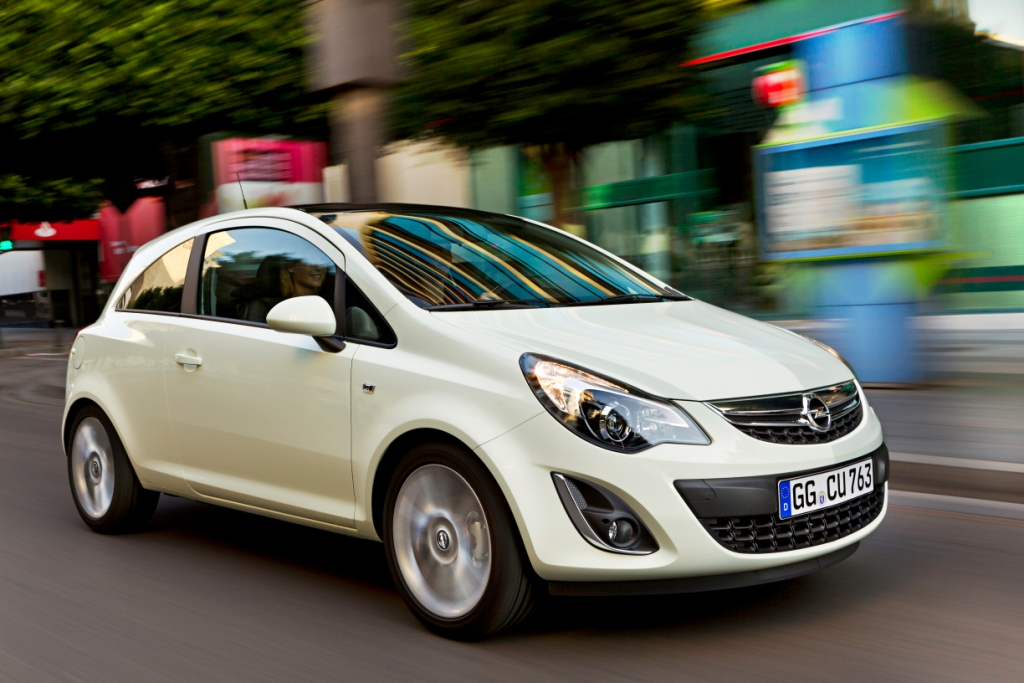 Opel Corsa 1.2 LPG ecoFLEX photo 03