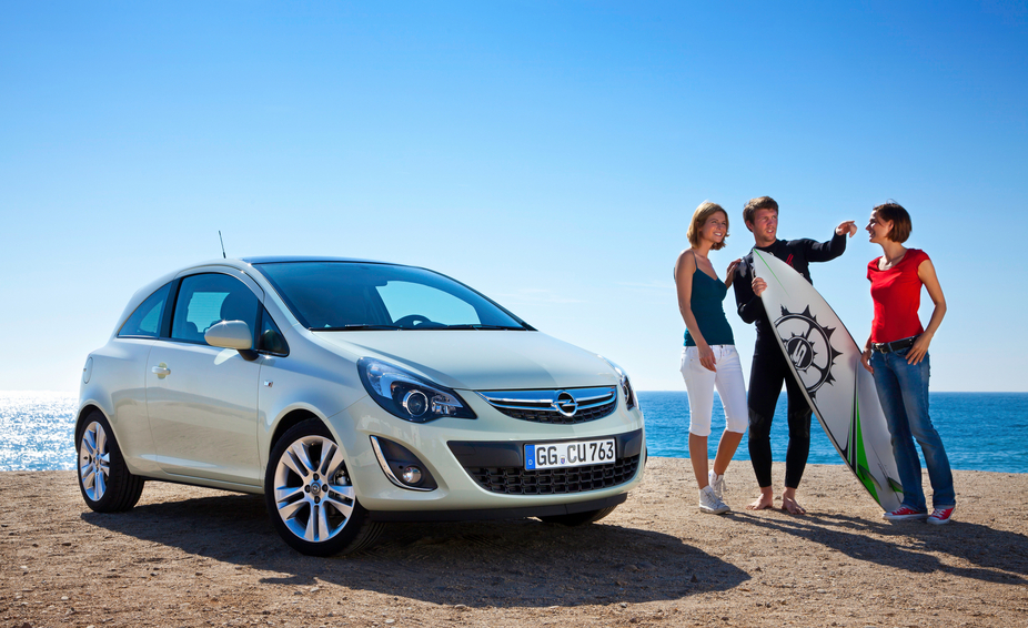 Opel Corsa 1.2 LPG ecoFLEX photo 05