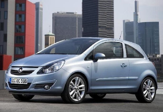 Opel Corsa 1.2 LPG ecoFLEX photo 08