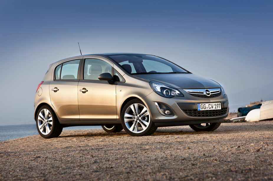 Opel Corsa 1.2 LPG ecoFLEX photo 11