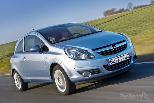 Opel Corsa 1.3 CDTI ecoFLEX photo 05