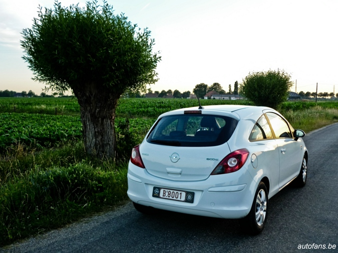 Opel Corsa 1.3 CDTI ecoFLEX photo 08