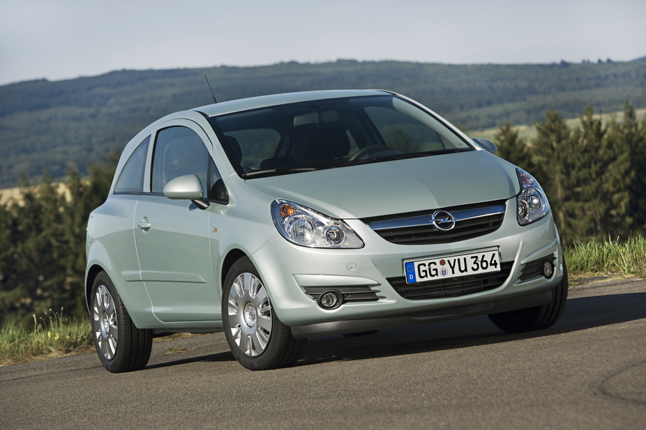 Opel Corsa 1.3 CDTI ecoFLEX photo 12