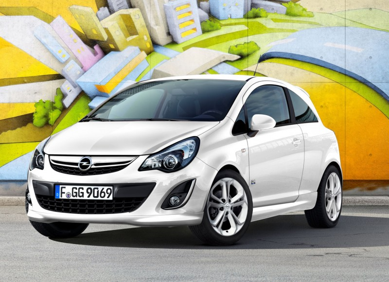opel corsa 1 4 turbo technical details history photos on better parts ltd. Black Bedroom Furniture Sets. Home Design Ideas
