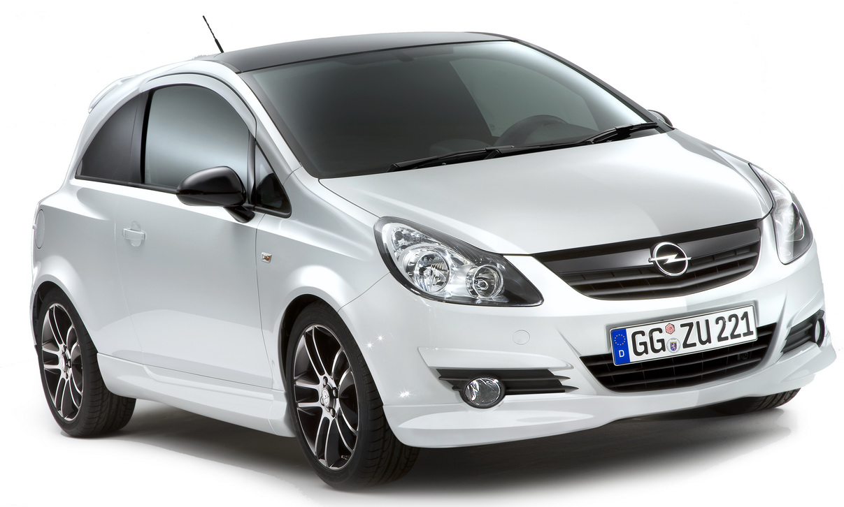 Opel Corsa Edition photo 03