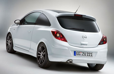 Opel Corsa Edition photo 12