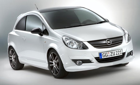 Opel Corsa Edition photo 13