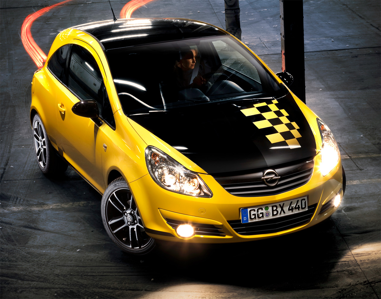 Opel Corsa Edition photo 15
