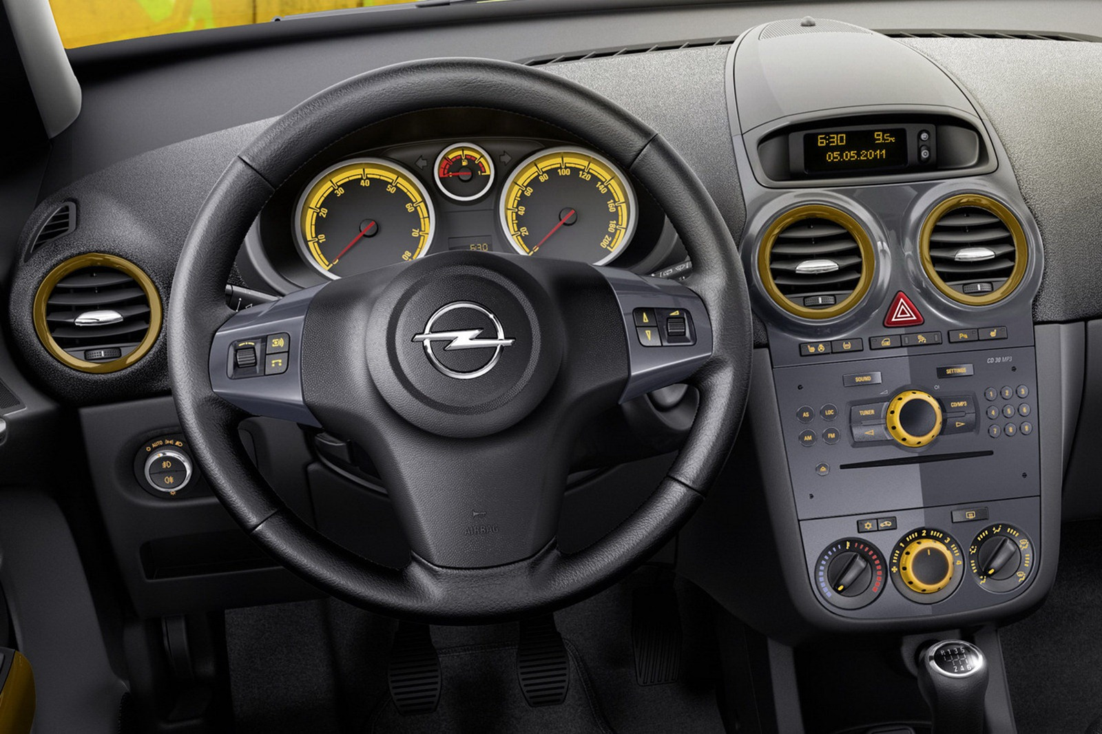 Opel Corsa Edition photo 16