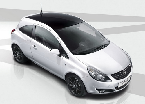 Opel Corsa Edition photo 17