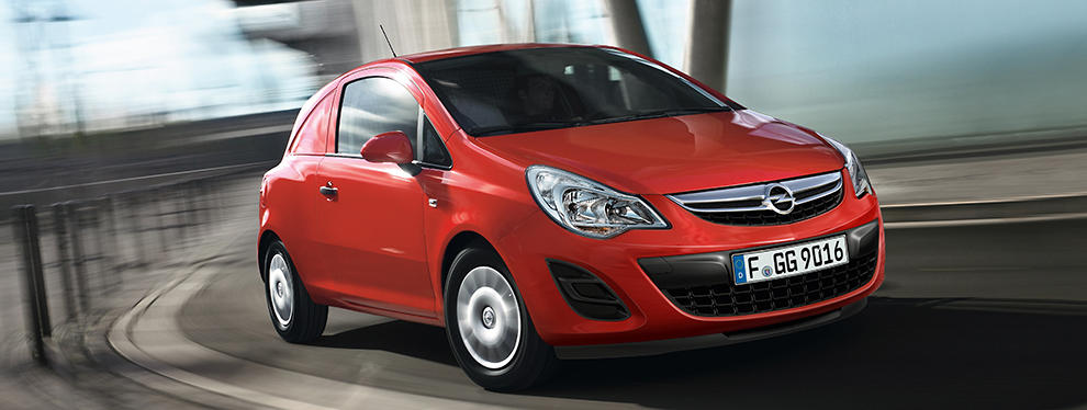 Opel Corsavan Cars Models