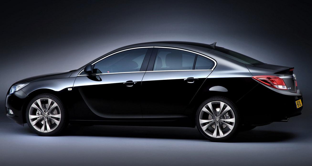 Opel insignia photo 11