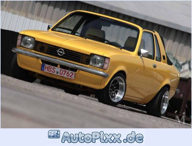 Opel Kadett Aero photo 03