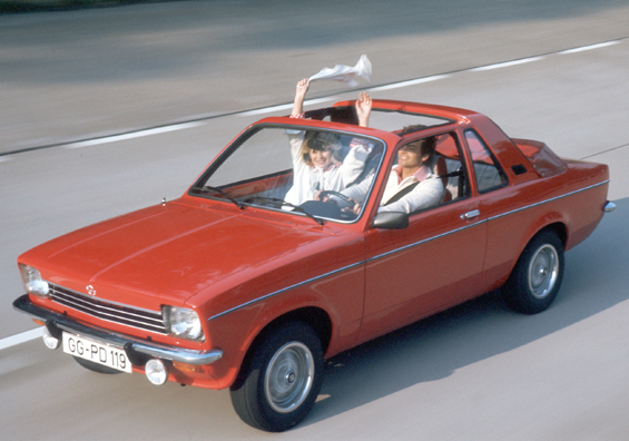 Opel Kadett Aero photo 05