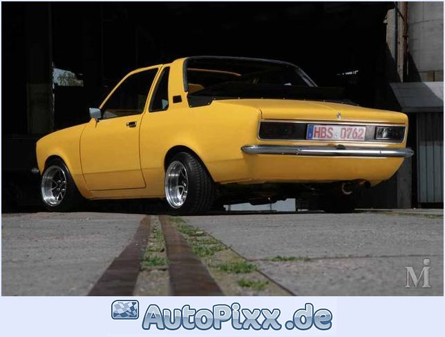 Opel Kadett Aero photo 06