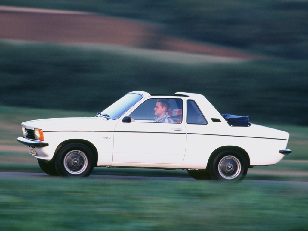 Opel Kadett Aero photo 08