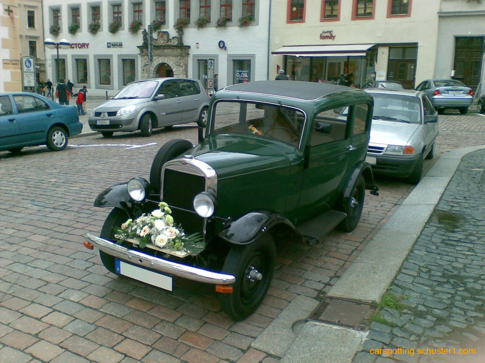 Opel Laubfrosch photo 12