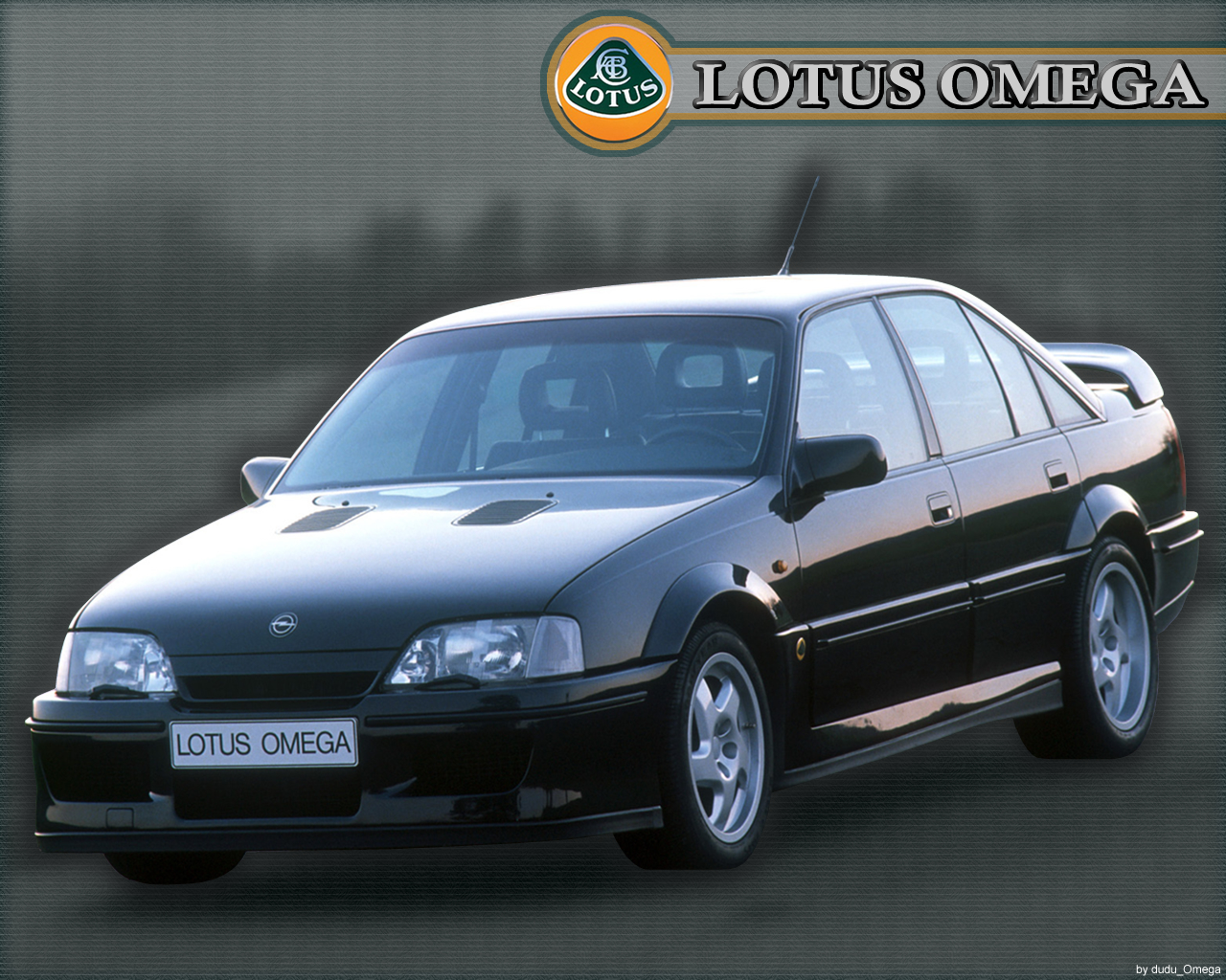 Opel Lotus Omega photo 04