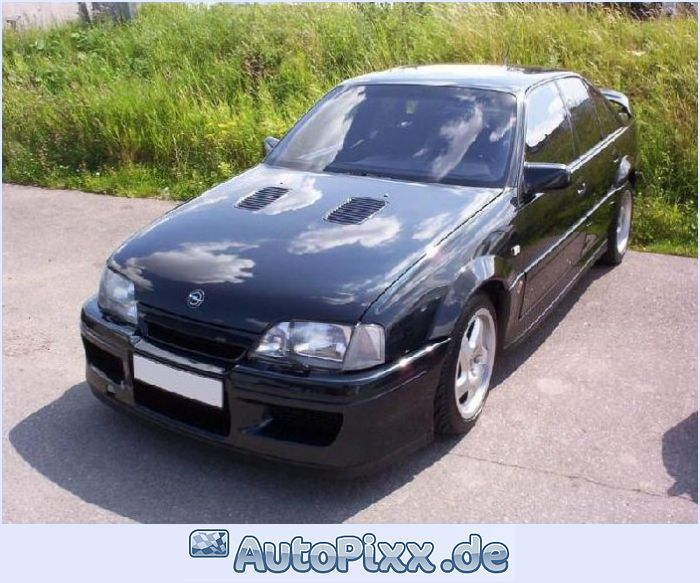 Opel Lotus Omega photo 07