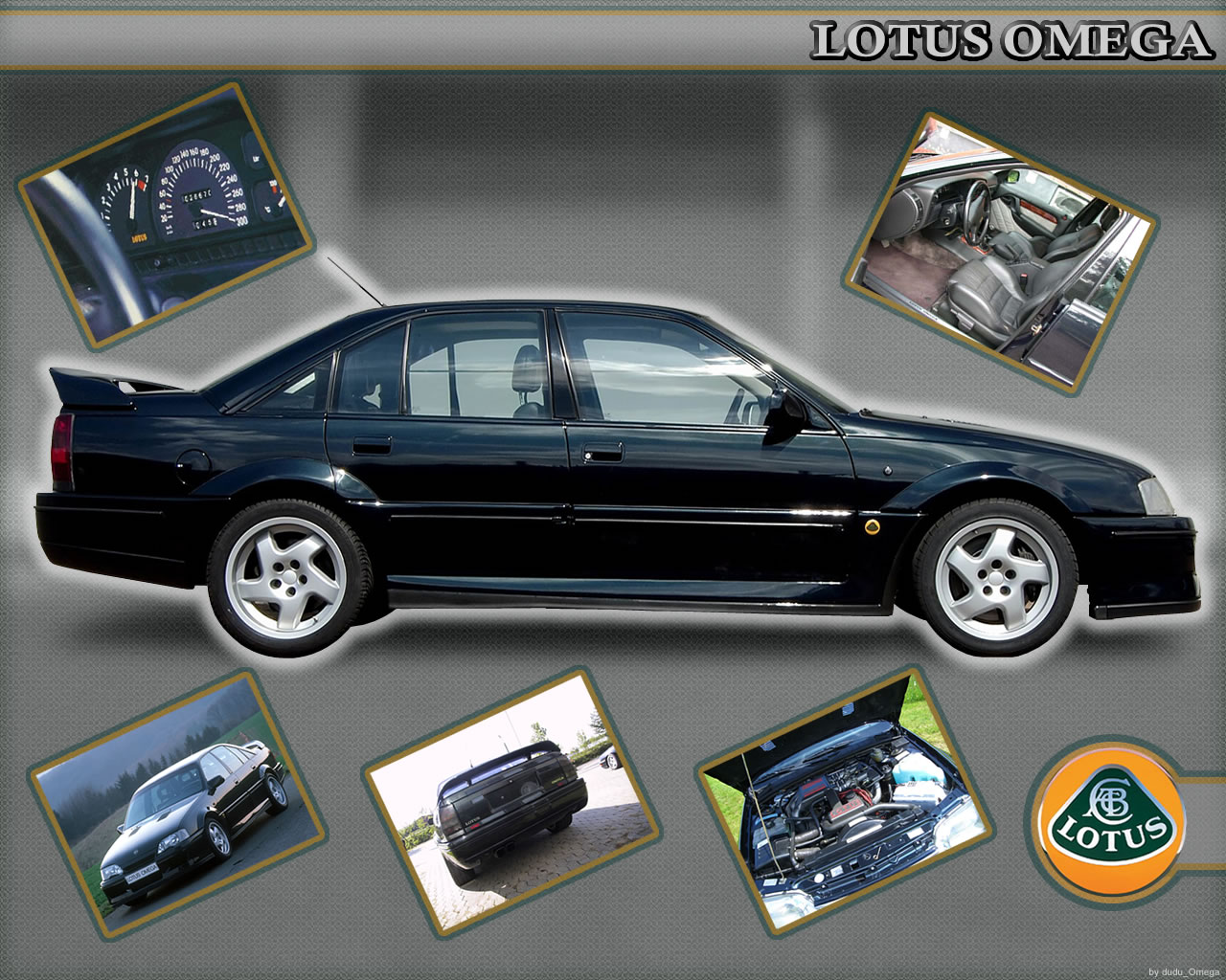 Opel Lotus Omega photo 08