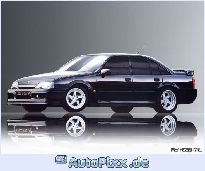 Opel Lotus Omega photo 09