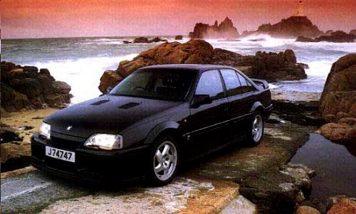Opel Lotus Omega photo 10