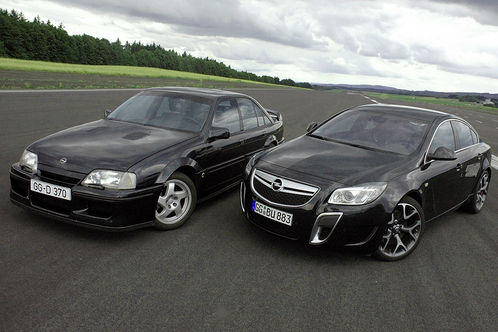 Opel Lotus Omega photo 13