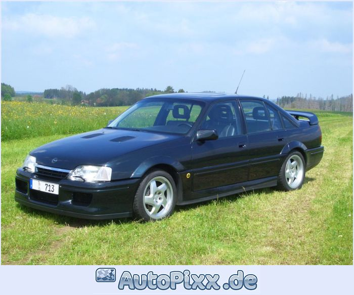 Opel Lotus Omega photo 14