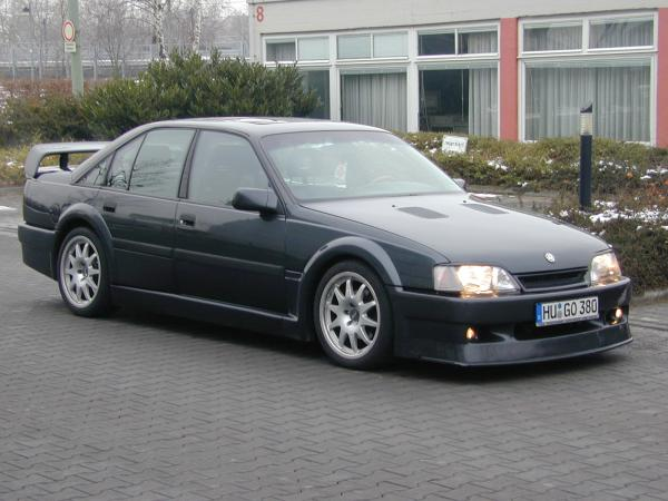 Opel Lotus Omega photo 18