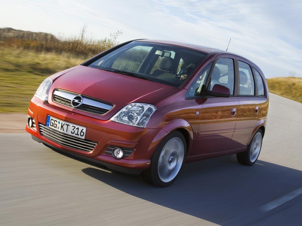 Opel Meriva Opc Image 11