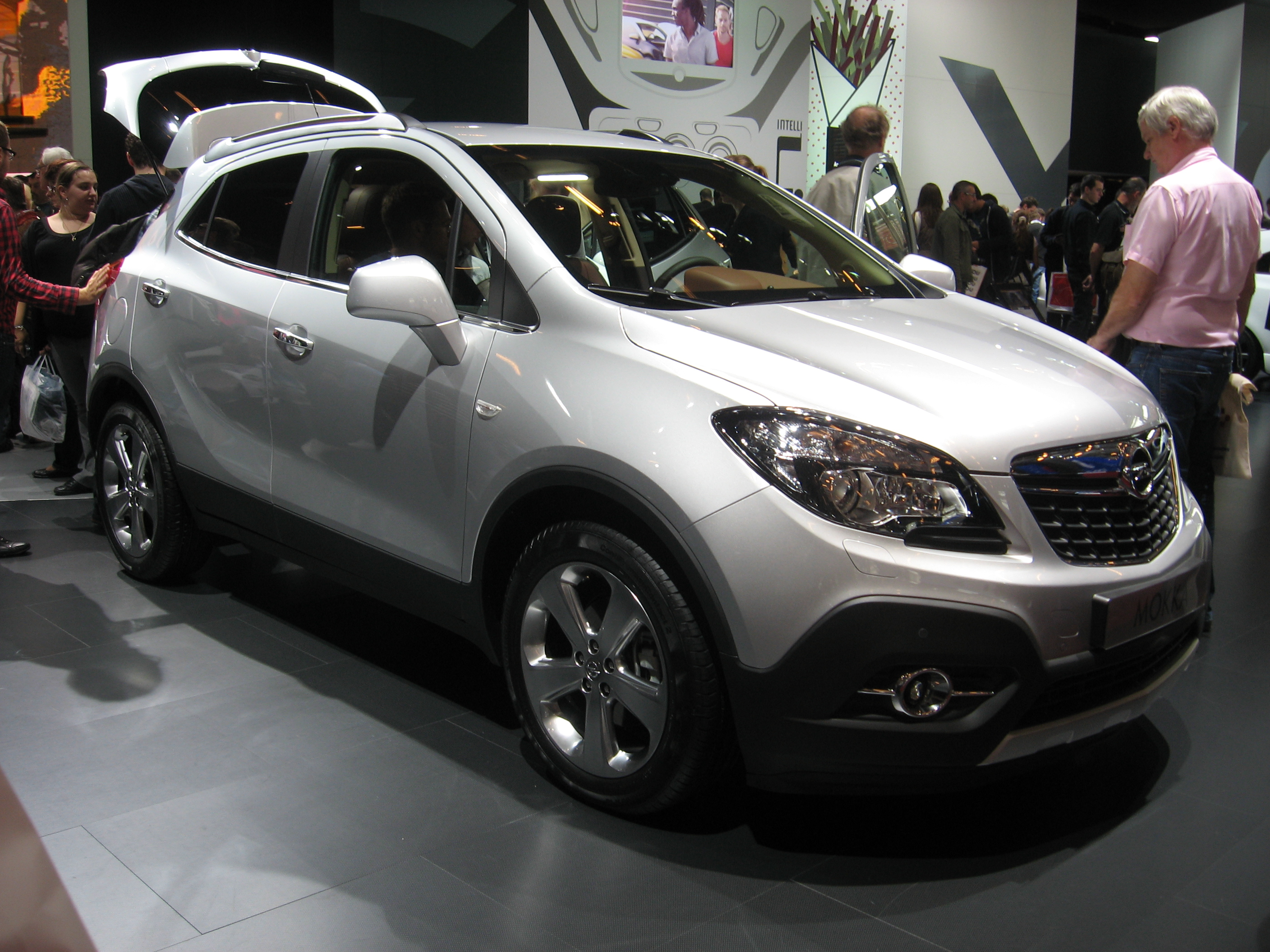 Opel Mokka photo 03